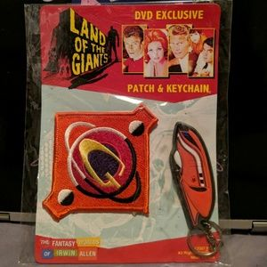 Sci-fi nerd Lost in Space uniform patch, 1960s